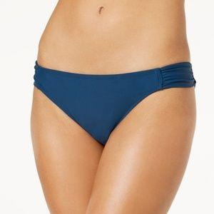 NWT Hula Honey Macys Navy Bikini Bottom XL